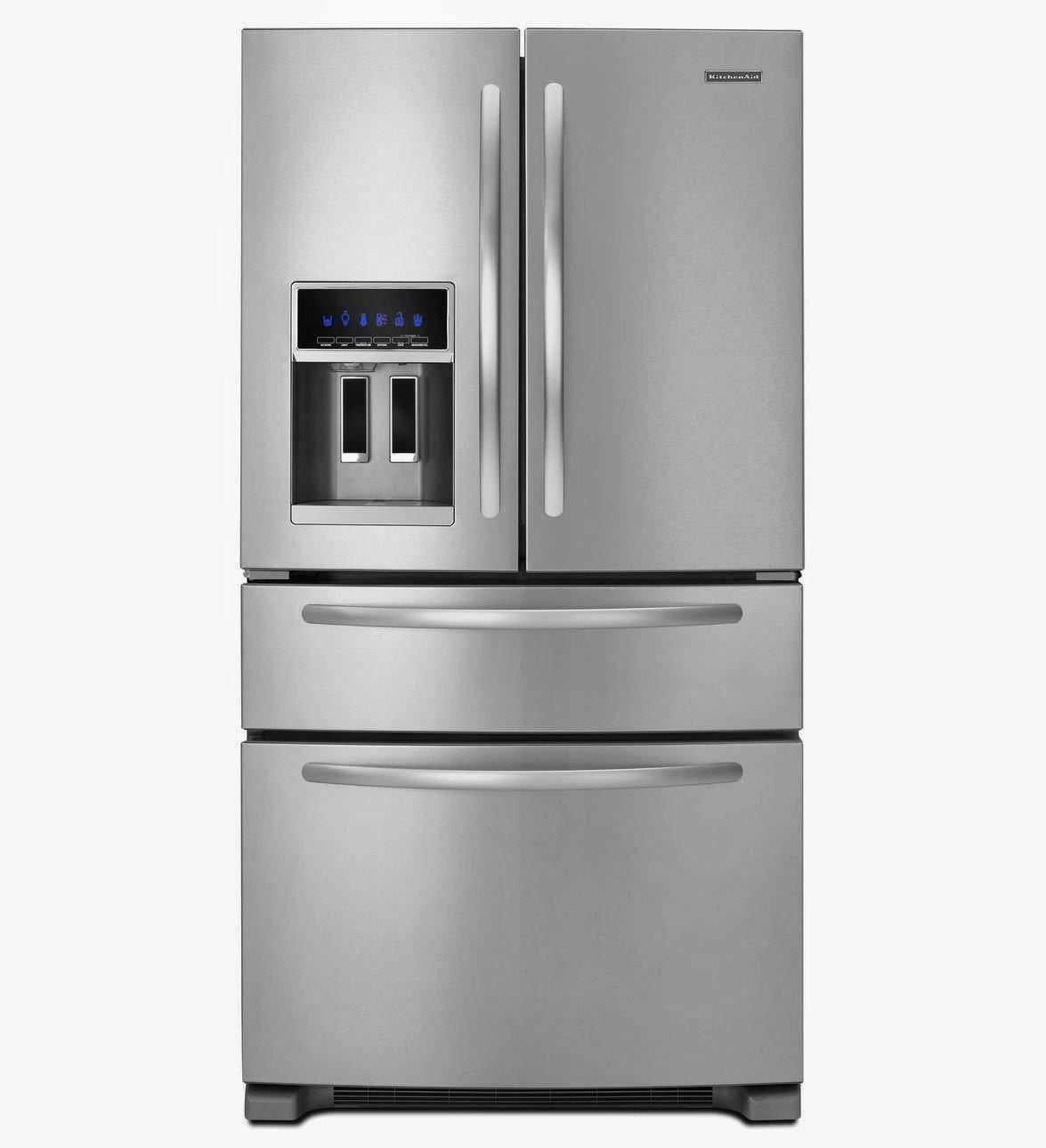kitchenaid refrigerators: kitchenaid bottom freezer ...