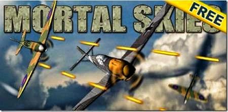 Mortal Skies – Free (Jogo no estilo nave com avião)