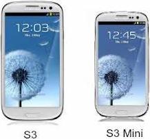 Samsung Galaxy S3 Galaxy S3 Mini
