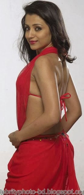 Sexy Tamil Girls Fashion In Wearing Saree And Blouse