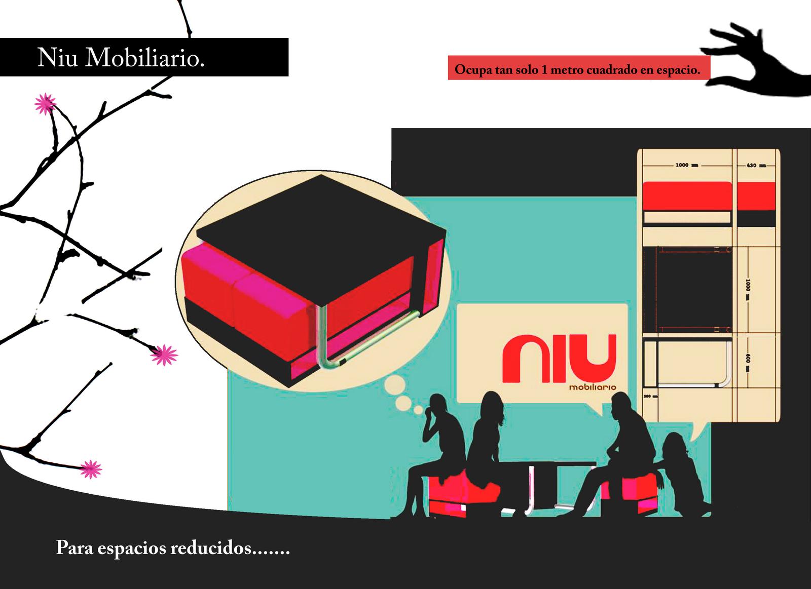 Melisa rico mobiliario para espacios reducidos Mobiliario para espacios reducidos