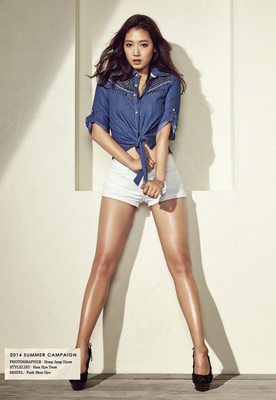 Park Shin Hye - Jambangee Summer 2014