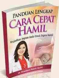 buku cara cepat hamil