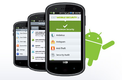 ESET Mobile Security for Android RC, Eset Mobile Security in the final version