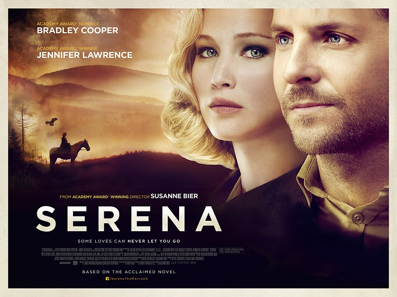 Serena UK Quad Poster