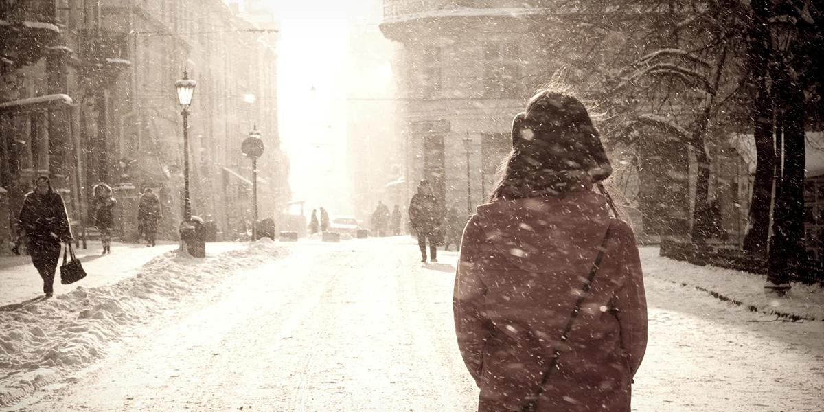 Winter Snow l 300+ Muhteşem HD Twitter Kapak Fotoğrafları