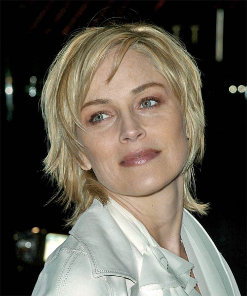 The Cool Short Messy Straight Hairstyles Pics