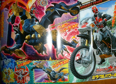 In Depth: Kamen Rider Wizard Abilities