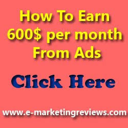 earn from ads