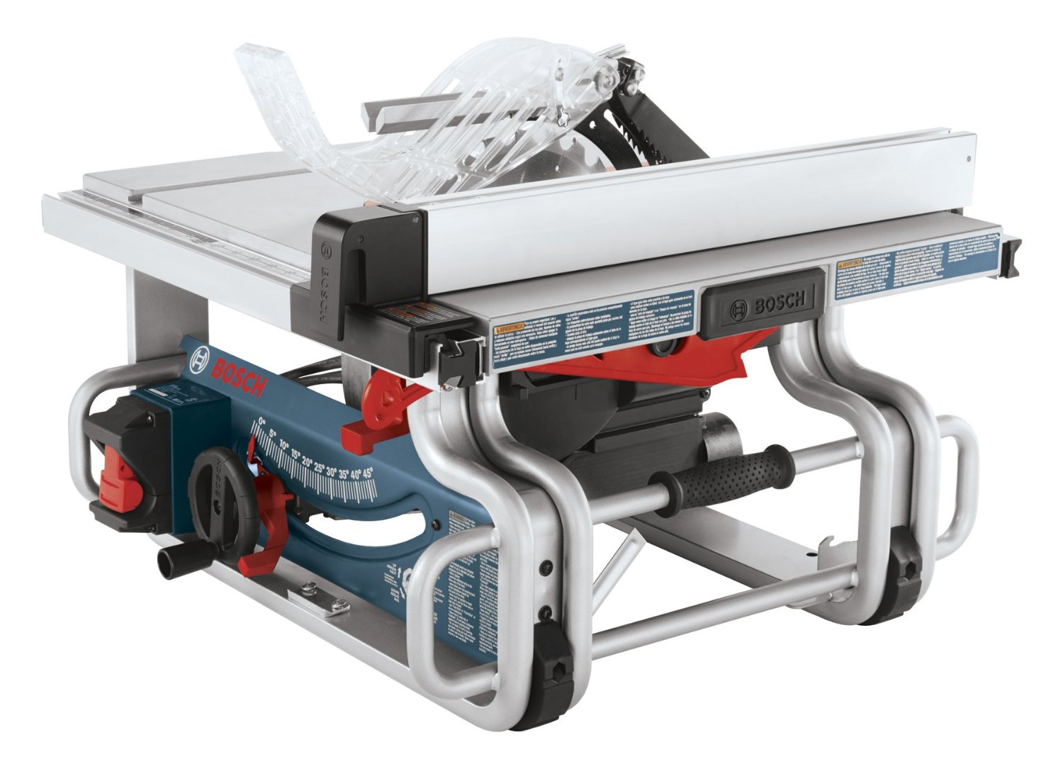 Bosch Table Saw Car Interior Design