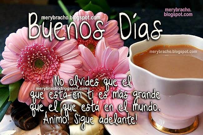 Imagenes Cristianas De Buenos Dias