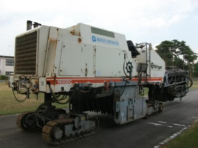 Wirtgen 1900DC Milling SSL Heavy Machinery S/B