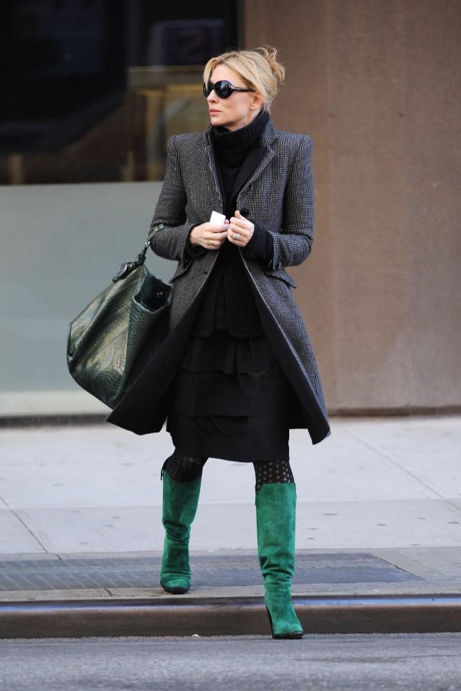 Dep Knows Best Fashion Icon Cate Blanchett