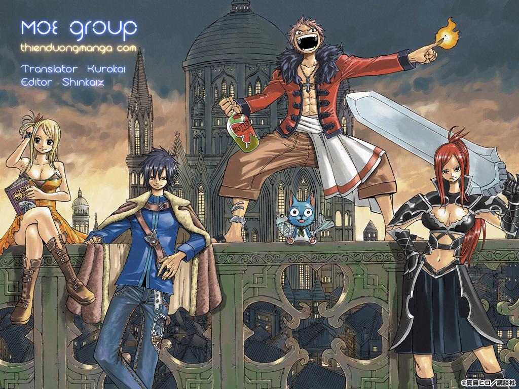 TruyenHay.Com - Ảnh 1 - Fairy Tail Chap 258