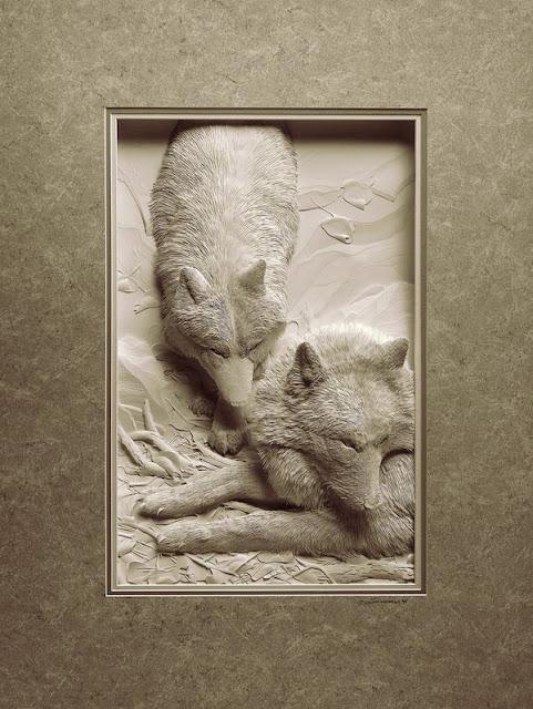 papersculpture - Fantabulous Paper Sculptures
