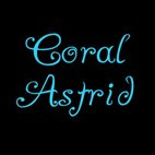 ♥ Coral Astrid