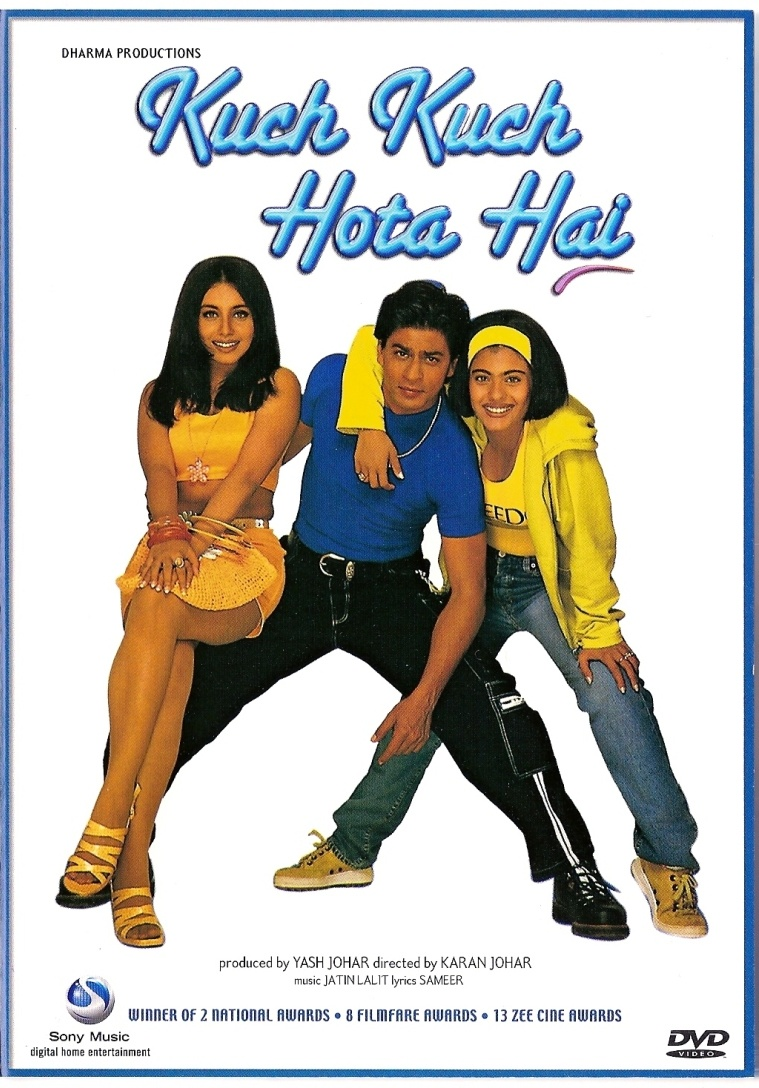 Kuch Kuch Hota Hai / 1998 / Hindistan / Online Film �zle