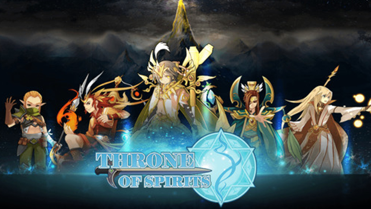 Throne of Spirits Gameplay IOS / Android