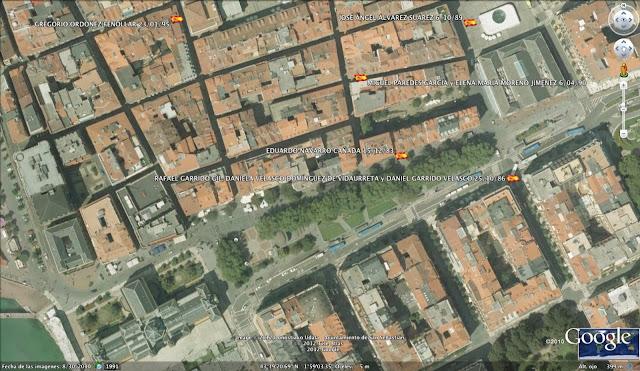 San Sebastián, Guipúzcoa, España Gipuzkoa Donostia ETA