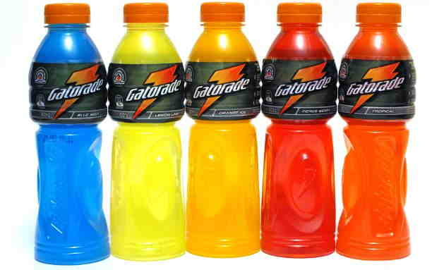 PRODUCTOS AG... Gatorade Flavors