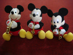NEW Sax Mickey w Music n Movement ,PWP Each RM15 NETT!!!
