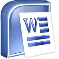 .Microsoft Word
