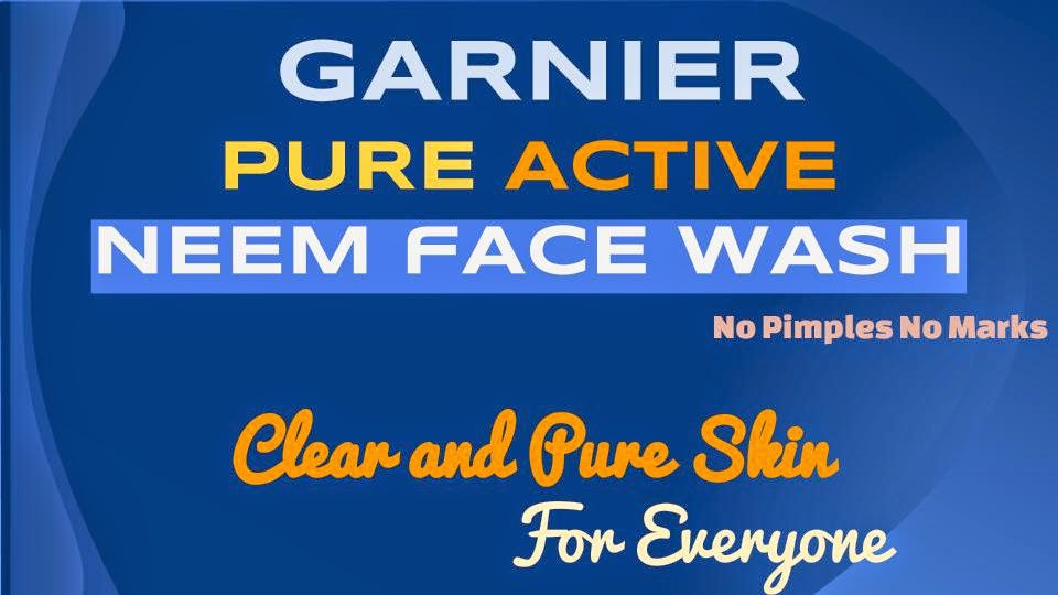 Garnier Neem Face Wash
