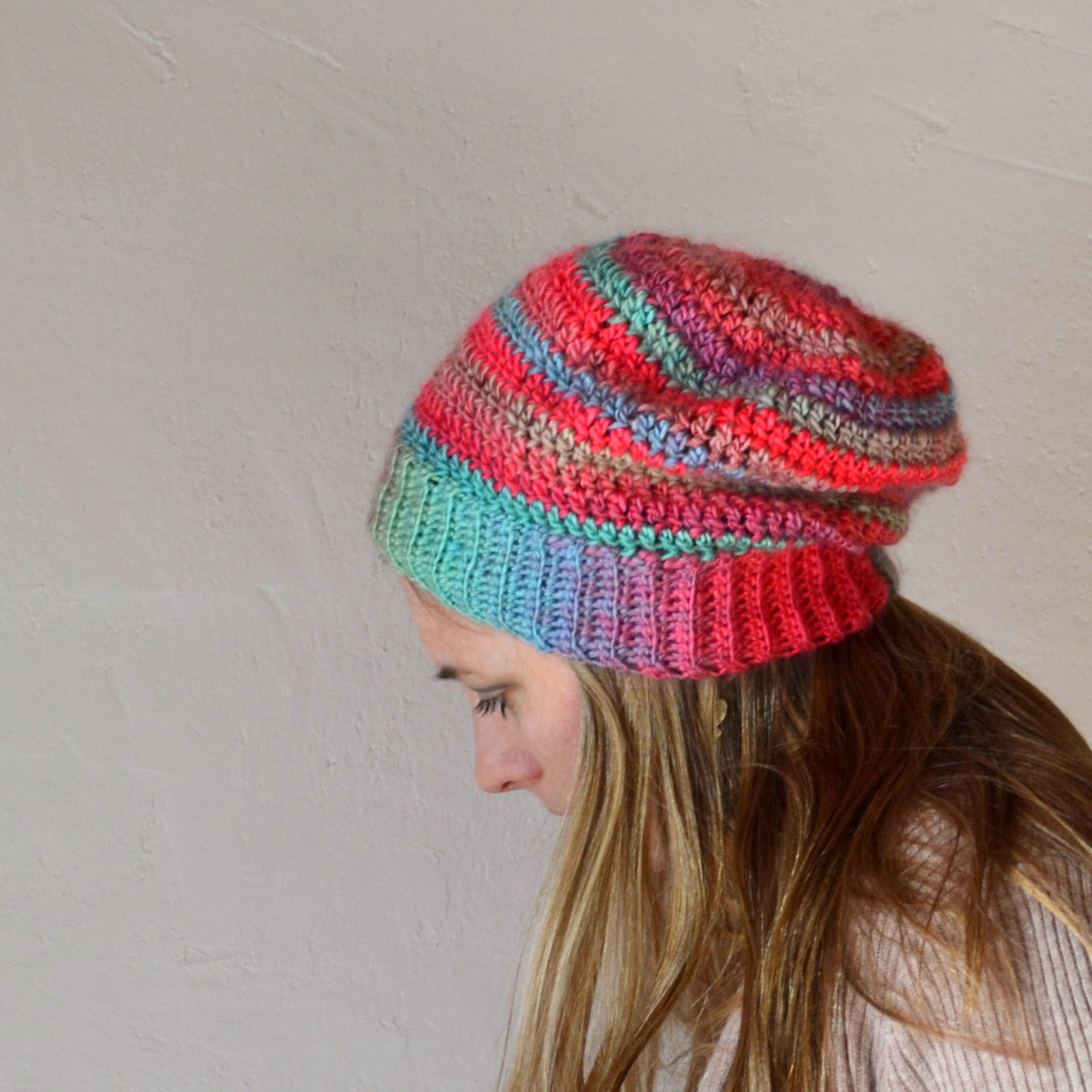 Crochet Pattern Helmet Hat : Crochet in Color: Unforgettable Hat
