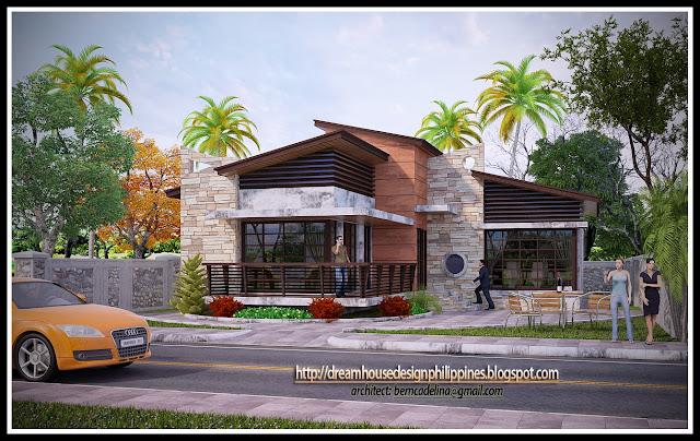 Philippine Dream House Design Post Modern House 2