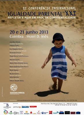 Πορτογαλία: 2ο Διεθνές Συνέδριο για την Γονική Ισότητα στον 21ο αιώνα.