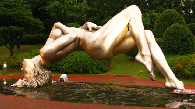 Jeju Loveland: el más pervertido parque temático del mundo