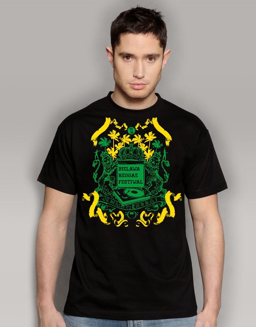 koszulka Bielawa Reggae Festival