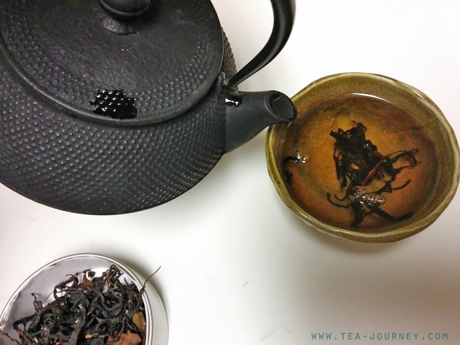 #feelgoodblogging challenge Alex Beadon tutorial how to make bowl tea