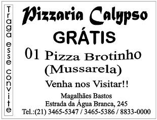 PROMOÇÃO PIZZA GRÁTIS!