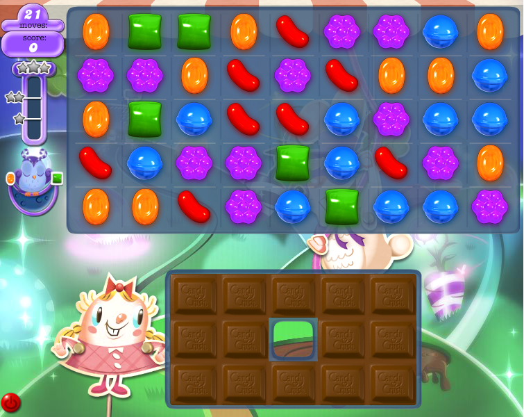 Droomwereld level 73 | Candy Crush tips | Eierronde