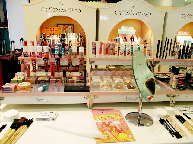 Benefit Bloggers Event April 2015