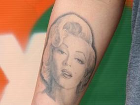 megan fox tattoo, megan fox tattoos, meagan fox tattoos,