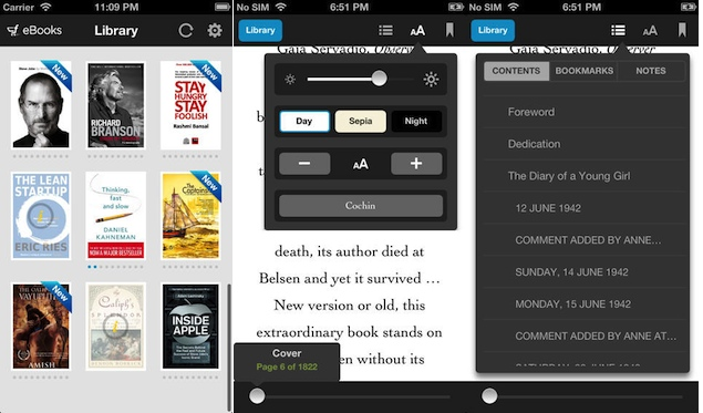 Flipkart launches its eBook store in Windows phone and iOS phones