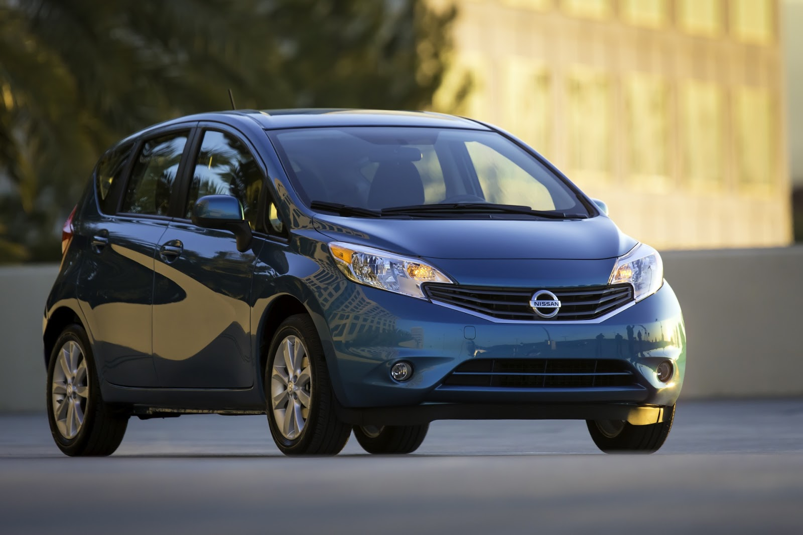 All Cars NZ: 2013 Nissan Versa Note