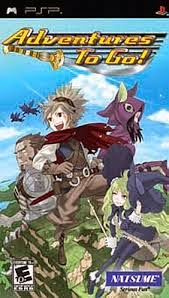 Adventures to Go! - PSP - ISOs Download