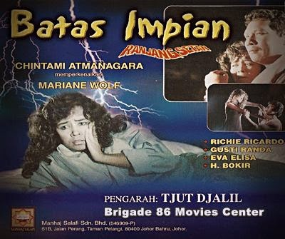 Brigade 86 Movies Center - Ranjang Setan (1986)