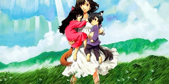 Ame et Yuki, Les Enfants Loups, Actu Ciné, Cinéma, Mamoru Hosada,