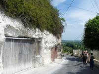 ラ・ロッシュ=ギヨンの石灰岩
