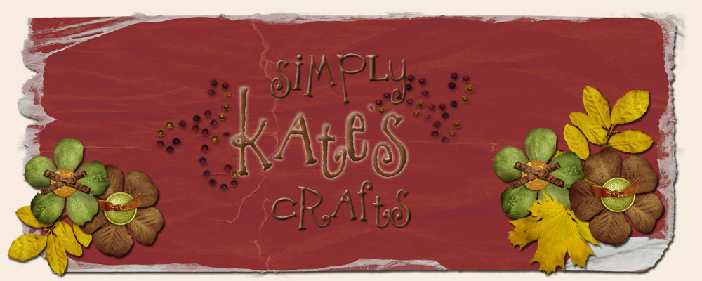 Simply Kate's Crafts