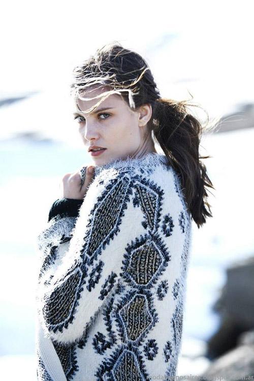 Sweaters Koxis otoño invierno 2015. Moda otoño invierno 2015.