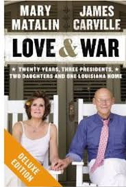 Love and War James Carville Mary Matalin