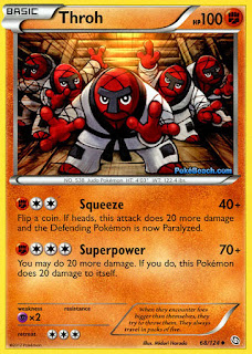 Throh Dragons Exalted Pokemon Card