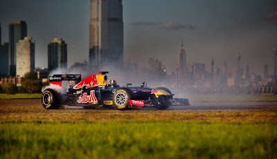 Red Bull Racing 2 Passeio de Alta Velocidade da área metropolitana de New York