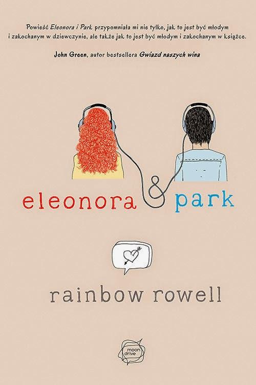 "#39 Recenzja książki ""Eleonora i Park"" Rainbow Rowell"