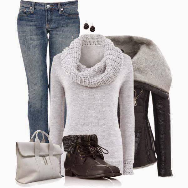 Warm Ladies Outfit Set